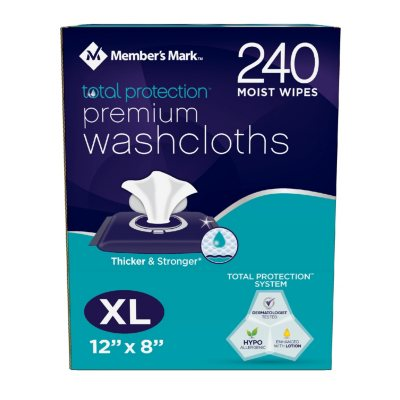 Wipes & Washcloths