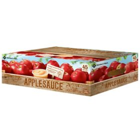 Member's Mark Applesauce (4 oz., 45 ct.)