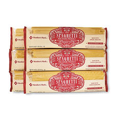 Member's Mark Spaghetti Pantry Pack (1 lb. ea, 6 ct.)