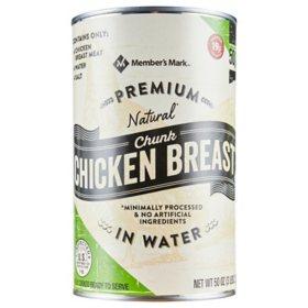 Member's Mark Chicken Breast (50 oz. can)
