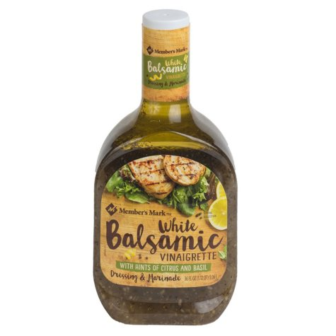 Member's Mark White Balsamic Vinaigrette Dressing & Marinade (36 oz.)