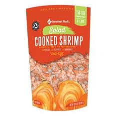 Members Mark Cooked Salad Shrimp (2 lbs.)