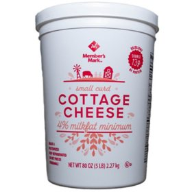 Member's Mark Cottage Cheese (5 lbs.)
