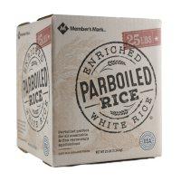 Member's Mark Parboiled White Rice (25 lb.)