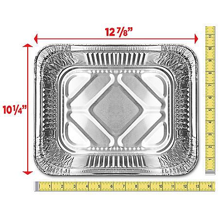 Member's Mark Aluminum Steam Table Pans, Half Size (36 ct.)