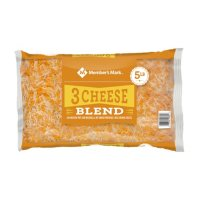 Member's Mark Three-Cheese Blend Shredded Cheese (5 lbs.)