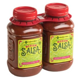 Member's Mark Medium Salsa (38 oz., 2 ct.)