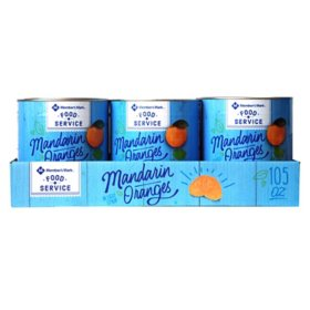 Member's Mark Mandarin Oranges (105 oz.)