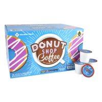 Deals on Member's Mark Donut Shop Coffee 100 Single-Serve Cups