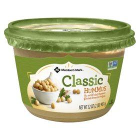 Member's Mark Classic Hummus (32 oz.)