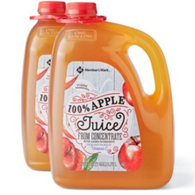 Member's Mark 100% Apple Juice (128 oz., 2 pk.)