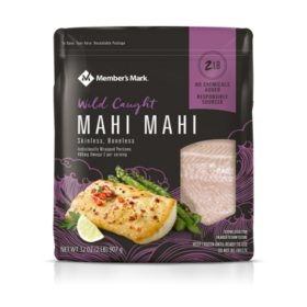 Member's Mark Mahi Mahi Portions, Frozen (32 oz.)