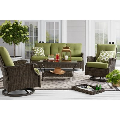 outdoor furniture sets for the patio sam s club rh samsclub com Sam's Club Patio Furniture Set Sears Patio Furniture
