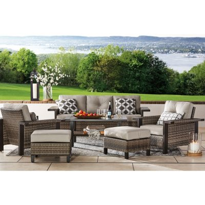 Outdoor Furniture Sets For The Patio Sams Club - Why-wicker-patio-furniture-is-the-best-choice-for-your-outdoor-needs