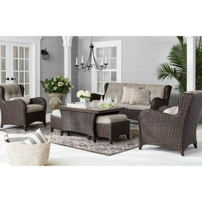 outdoor furniture sets for the patio sam s club rh samsclub com Sam Club Outdoor Patio Furniture Walmart Patio Furniture