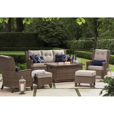 outdoor furniture sets for the patio sam s club rh samsclub com Patio Set Sam's Club Patio Furniture Set
