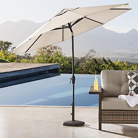 Member's Mark Premium 10' Sunbrella Market Umbrellas