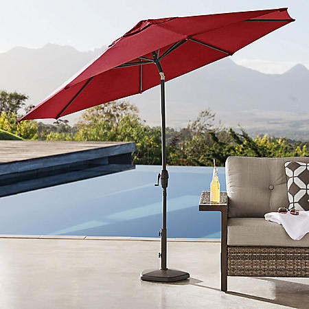Member's Mark Premium 10' Sunbrella Market Umbrellas (Various Colors)