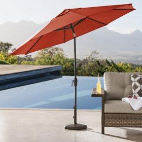 Patio Umbrellas Patio Umbrella Stands For Sale Near Me Sams Club