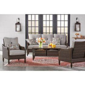 Member's Mark Meridian 6-Piece Deep Seating Set