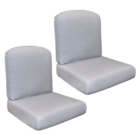 Member's Mark Sunbrella Deep Seating Cushion 2 Pack (Various Colors)