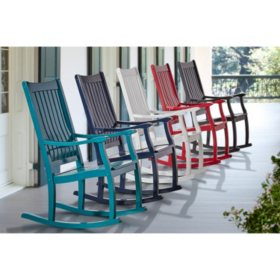 Member's Mark Painted Porch Rocker (Various Colors)
