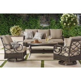 Member's Mark Landon 4-Piece Seating Set