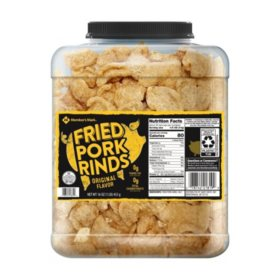 Member's Mark Original Fried Pork Rinds (16 oz.)