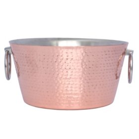 Member's Mark 12 Quart Double Walled Hammered Beverage Tub (Assorted Colors)
