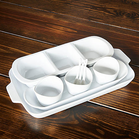 Member's Mark 9-Piece Bake and Serve Set