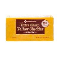 Member's Mark Extra Sharp Cheddar Cheese Block (2 lbs.)