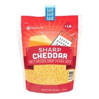 Member's Mark Sharp Cheddar Finely Shredded Cheese (16 oz., 2 pk.)