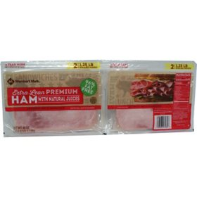 Lunch Meat - Sam's Club