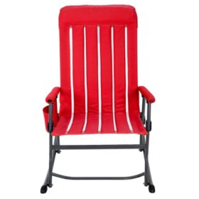 Peachy Members Mark Portable Rocking Chair Sams Club Andrewgaddart Wooden Chair Designs For Living Room Andrewgaddartcom