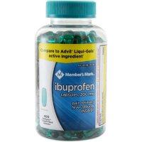 Member's Mark Ibuprofen Softgels, 200mg (400 ct.)