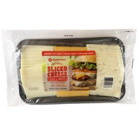 Member's Mark Sliced Cheese Grill Variety Pack (24 oz.)
