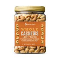 Member's Mark Lightly Salted Whole Cashews (33 oz.)