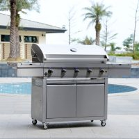 Member's Mark GT Elite 7-Burner Stainless Steel BBQ Grill