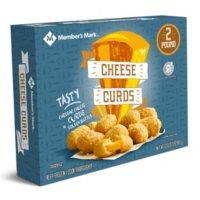 Member's Mark Cheese Curds, Frozen (32 oz.)