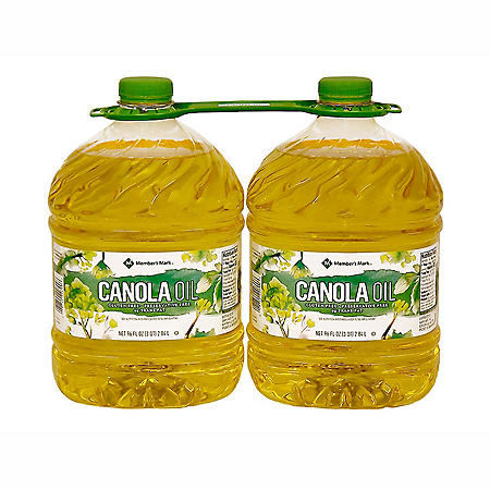 Member's Mark Canola Oil (3 qt., 2 ct.)
