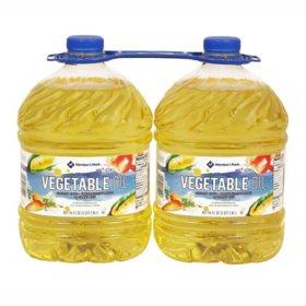 Member's Mark Vegetable Oil (3 qt., 2 ct.)