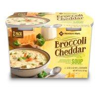 Member's Mark Broccoli Cheddar Soup (2 pk.)
