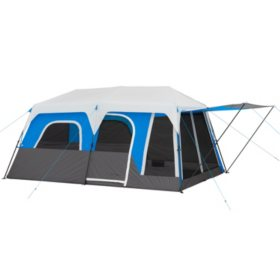 Member's Mark 10-Person Instant Cabin Tent with LED Lights