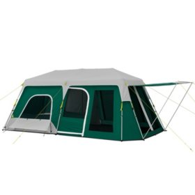 Member's Mark 12-Person Instant Cabin Tent with LED Lights