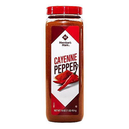 Member's Mark Cayenne Pepper (16 oz.)