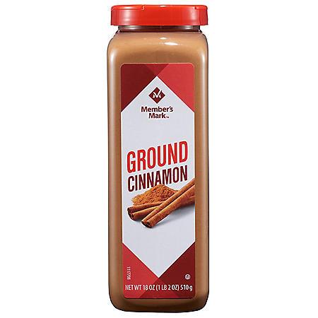 Member's Mark Ground Cinnamon (18 oz.)