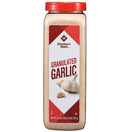 Member's Mark Granulated Garlic (26 oz.)