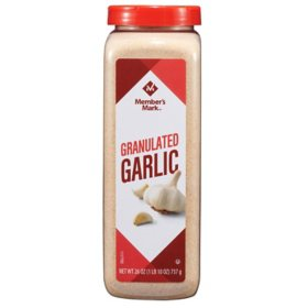 Member's Mark Granulated Garlic (26 oz.)