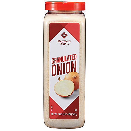 Member's Mark Granulated Onion (20 oz.)