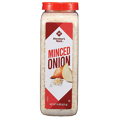 Member's Mark Minced Onion (15 oz.)